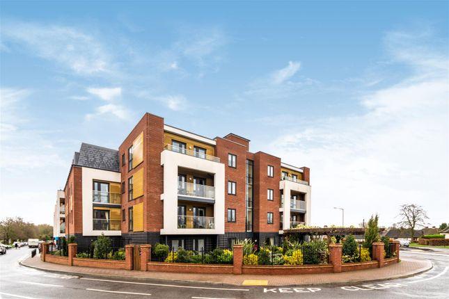 Thumbnail Flat for sale in Landmark Place, North Orbital Road, Denham, Uxbridge, Buckinghamshire
