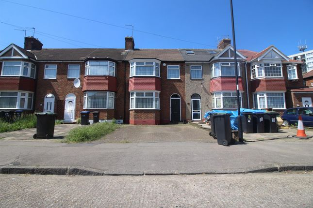 Thumbnail Terraced house for sale in Arbour Road, Ponders End, Enfield
