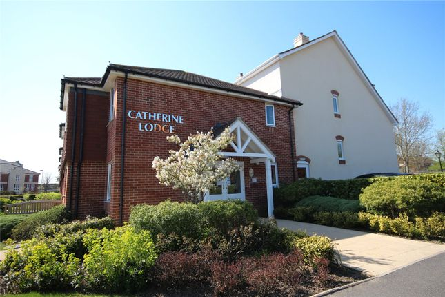 Thumbnail Flat for sale in Catherine Lodge, Bolsover Road, Worthing, West Sussex