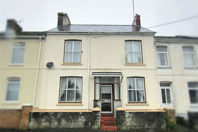 Thumbnail Terraced house for sale in Alstred Street, Kidwelly, Carmarthenshire
