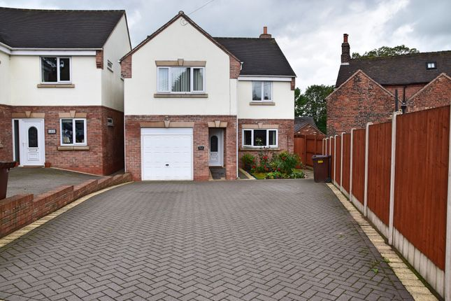 Thumbnail Detached house for sale in Cheadle Road, Forsbrook, Stoke-On-Trent