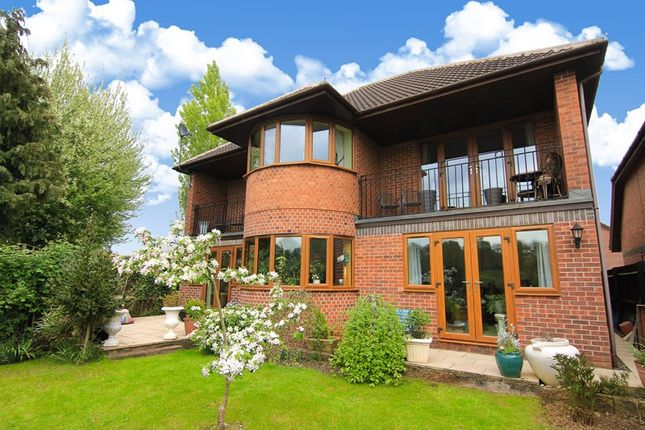 Thumbnail Detached house for sale in Lakeside Gardens, Lydney