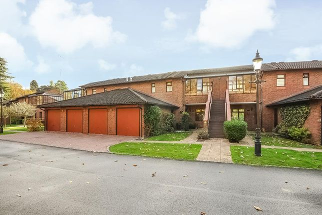 Thumbnail Flat for sale in Virginia Water, Surrey
