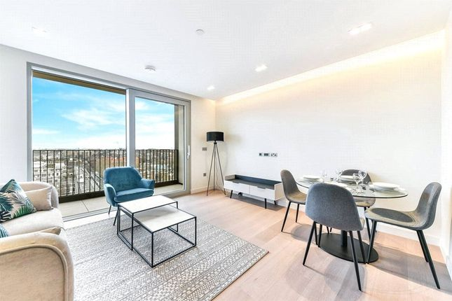 2 bed flat to rent in Garrett Mansions, West End Gate, Paddington, London W2