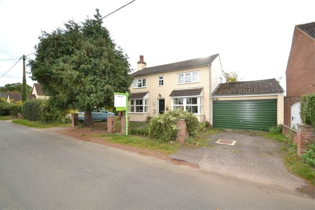 Thumbnail Detached house for sale in Heath Road, Stanway, Colchester, Essex