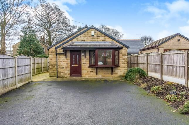Thumbnail Bungalow for sale in Rushycroft, Mottram, Hyde, Greater Manchester