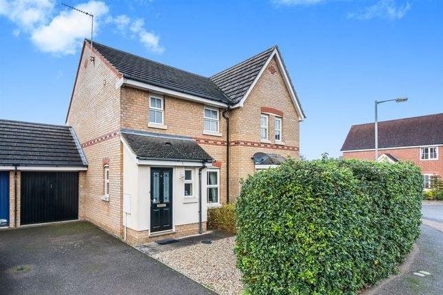 Thumbnail Semi-detached house for sale in The Drove, Taverham, Norwich