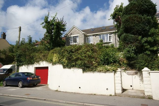 Thumbnail Detached house for sale in Stanley Terrace, Berrycoombe Road, Bodmin