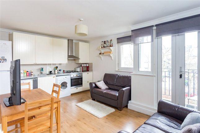 Thumbnail Flat for sale in Mcglashon House, Hunton Street, London