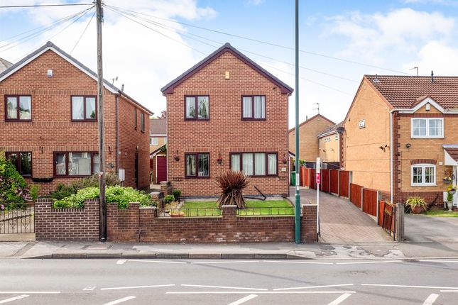Thumbnail Detached house for sale in Cinderhill Road, Bulwell, Nottingham