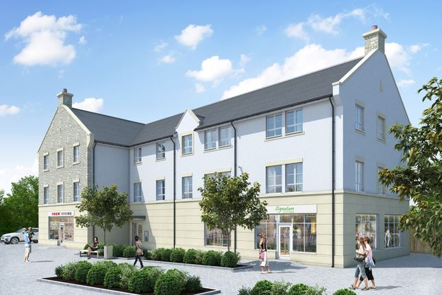 "Thumbnail Flat for sale in ""Wellow Apartments - First Floor 2 Bed"" at Church Street, Radstock"