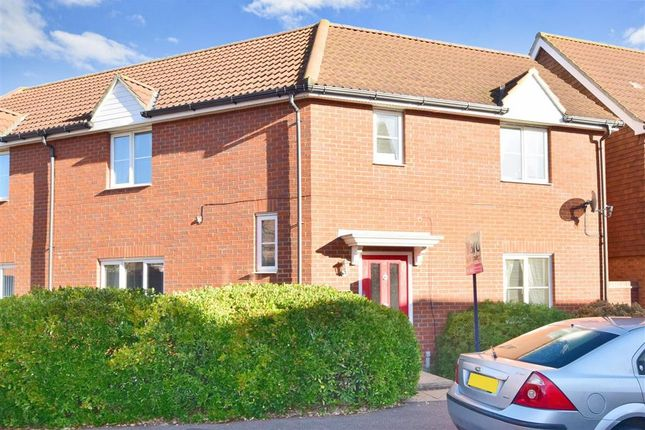 Thumbnail Semi-detached house for sale in Reams Way, Sittingbourne, Kent