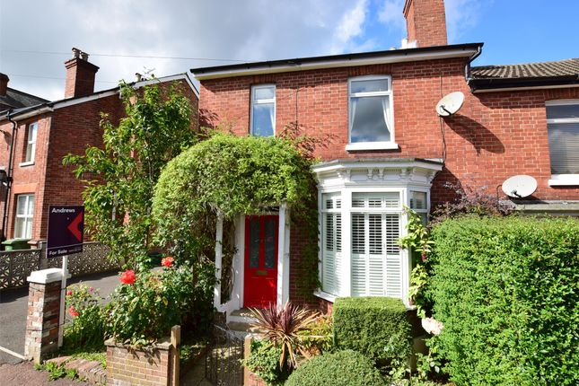 Thumbnail End terrace house for sale in Silverdale Road, Tunbridge Wells, Kent