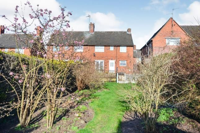 Garden of South Avenue, Rainworth, Mansfield, Nottinghamshire NG21
