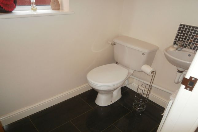 Downstairs Wc of Dickens Close, Galley Common, Nuneaton, Warwickshire CV10