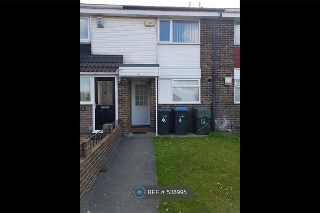 Thumbnail Terraced house to rent in Bassenthwaite, Middlesbrough