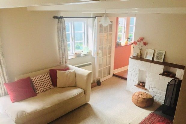 Thumbnail Cottage to rent in Church Street, Liskeard