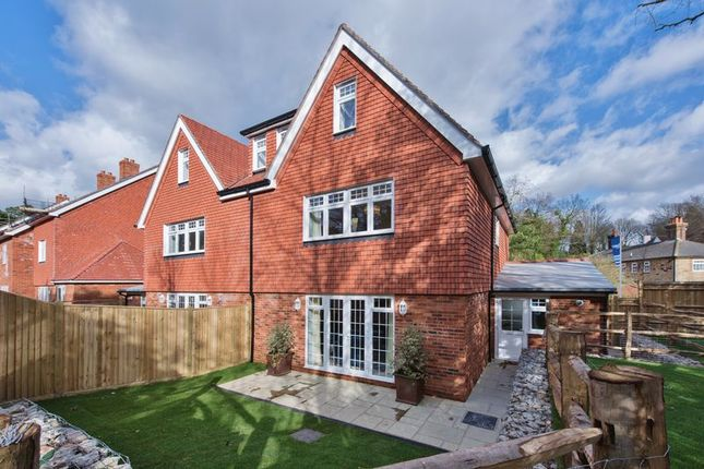 Thumbnail Semi-detached house for sale in The Hadlow, Mayfield Place, Love Lane, Mayfield