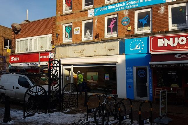 Thumbnail Retail premises to let in Ground Floor, Thomas House, Portland Square, Sutton In Ashfield