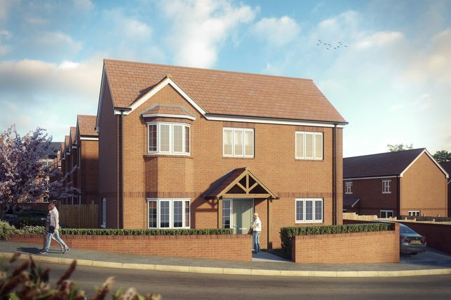 Thumbnail Flat for sale in John Brooks Avenue, Smethwick