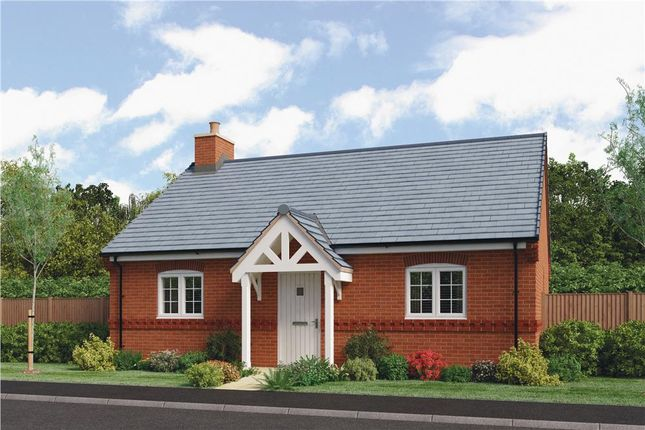 "Thumbnail Bungalow for sale in ""Norwell"" at Warwick Road, Kibworth"