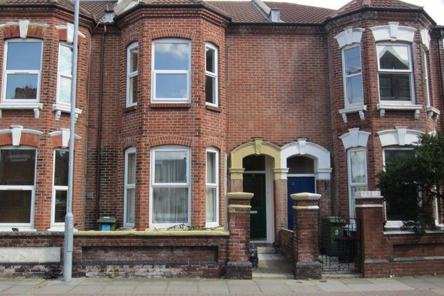 Thumbnail Property to rent in Lawrence Road, Southsea