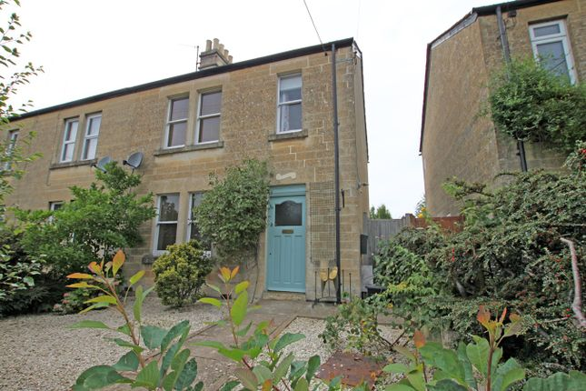 Thumbnail Semi-detached house to rent in Winsley Road, Bradford-On-Avon