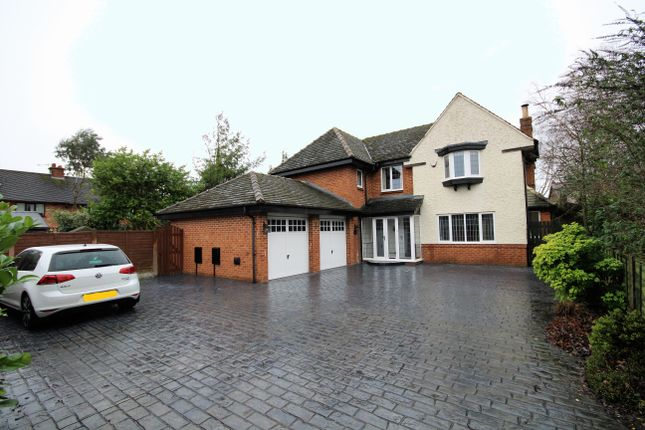 Thumbnail Detached house to rent in The Vinery, New Longton, Preston
