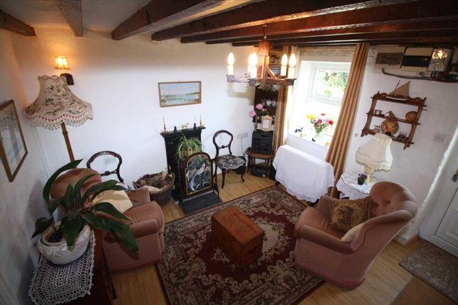 Lounge of Parc Terrace, Gwel Fynydd, Llangoed LL58