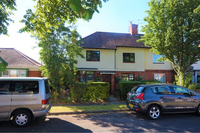 Semi-detached house for sale in Greenway Crescent, Taunton