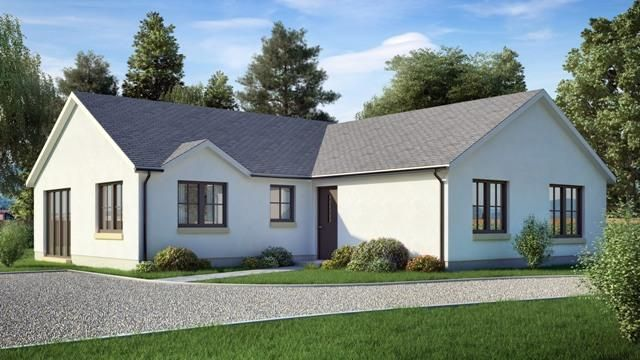 Thumbnail Detached bungalow for sale in Parkgrove, Rosemount Mews, Brucefield Road, Blairgowrie