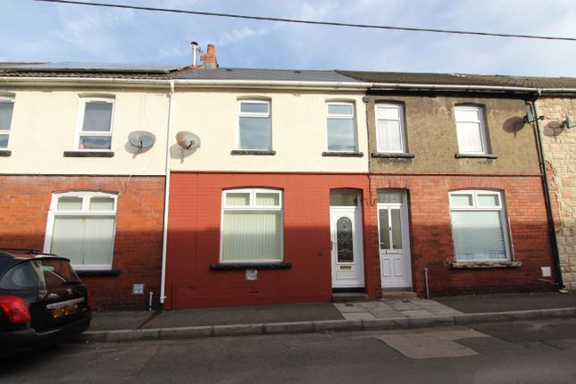 2 bed terraced house to rent in Rectory Road, Crumlin, Newport NP11