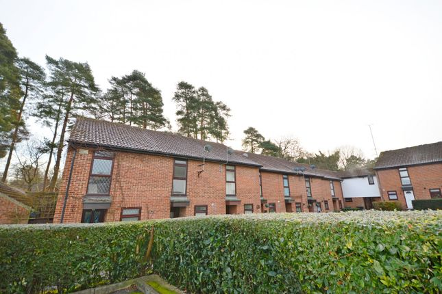 Thumbnail Terraced house to rent in Montrose Close, Whitehill, Bordon