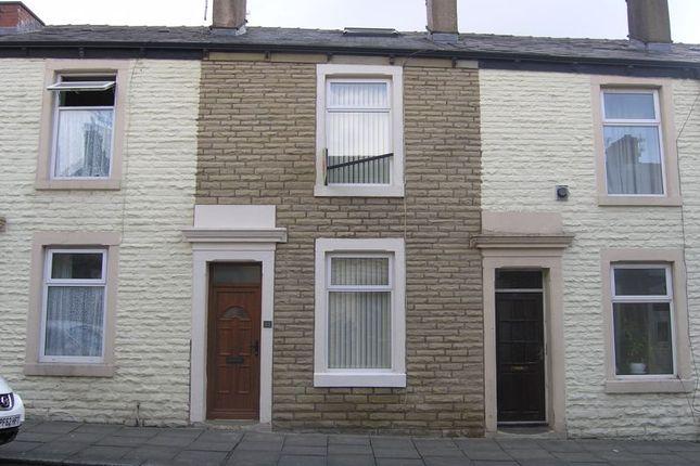 Thumbnail Terraced house for sale in Queen Street, Clayton Le Moors, Accrington