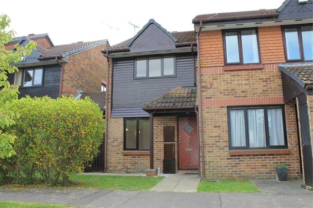 Thumbnail Semi-detached house to rent in Maltings Lane, Witham, Essex