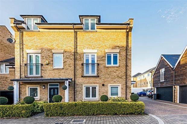 Thumbnail Semi-detached house to rent in Marbaix Gardens, Isleworth, Greater London