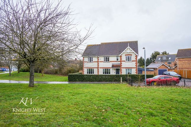 Thumbnail Detached house for sale in Tumulus Way, Colchester
