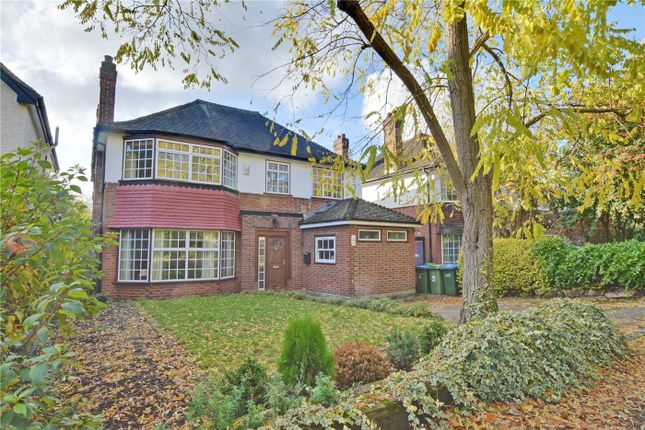 Thumbnail Detached house for sale in Brooklands Park, Blackheath, London
