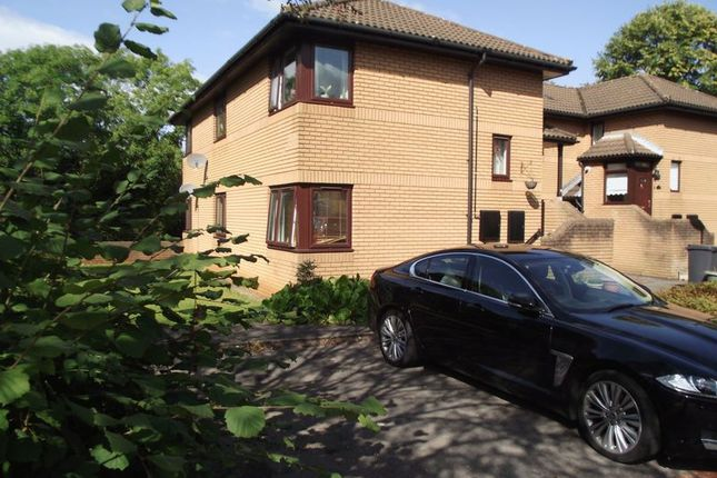 Thumbnail Flat to rent in Clarke Drive, Stapleton, Bristol