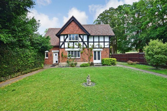 Thumbnail Detached house for sale in Upper Street, Hollingbourne, Maidstone, Kent