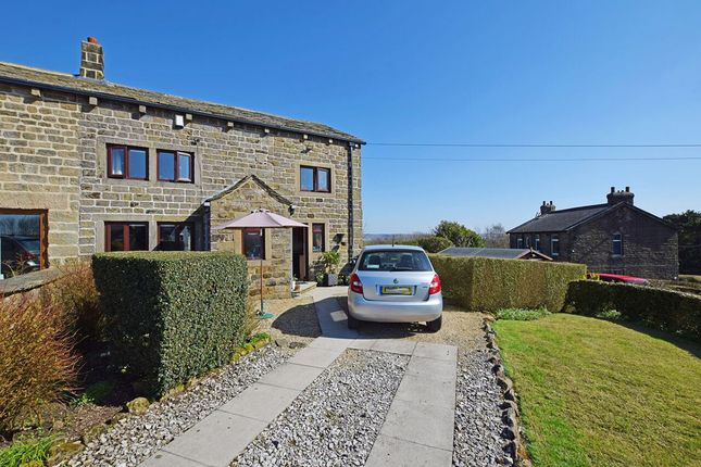 Thumbnail End terrace house for sale in Shore Green, Todmorden