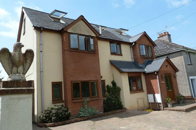 Thumbnail Block of flats for sale in Dawlish Park Terrace, Exmouth