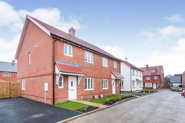 3 bed semi-detached house for sale in Linnet Lane, Amberstone, Hailsham BN27