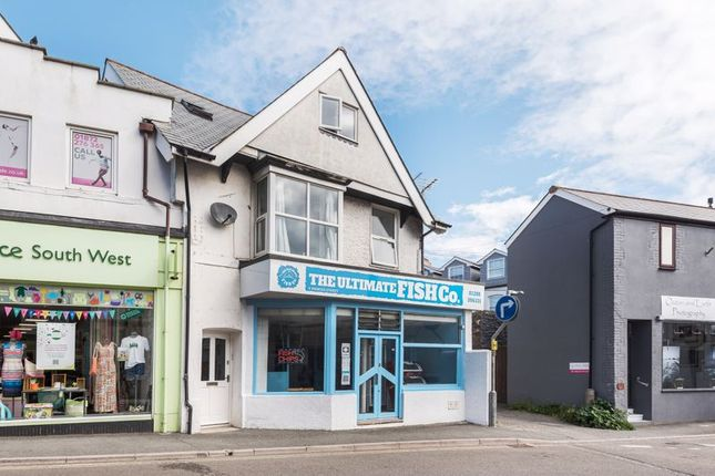 Thumbnail Flat for sale in Princes Street, Bude