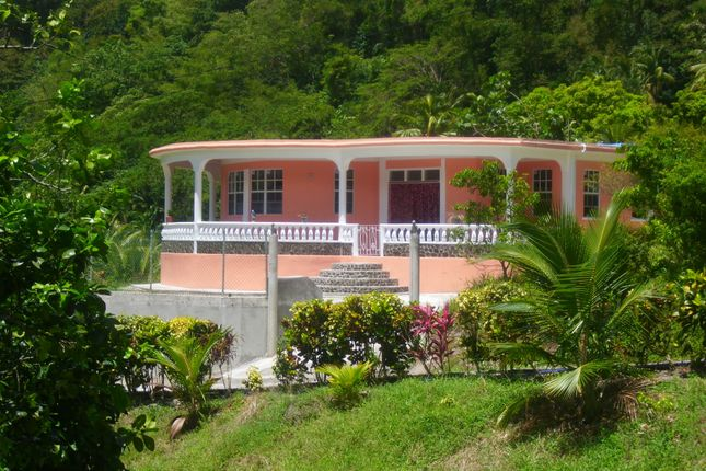Thumbnail Bungalow for sale in 3 Bedroom Property, Shawford, Dominica
