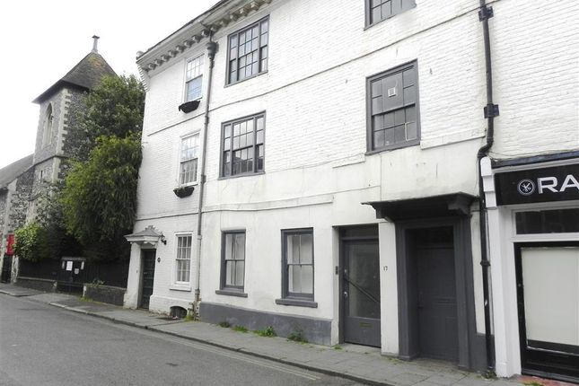 Thumbnail Flat to rent in Church Street, St. Pauls, Canterbury