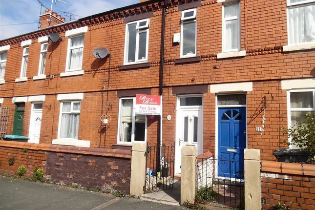 2 bed terraced house for sale in Edward Street, Wrexham, Wrexham