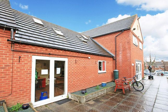 Thumbnail Detached house to rent in Ellen Court, Mill Lane, Wellington, Telford