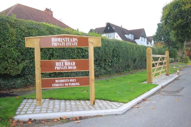 Thumbnail Detached house for sale in Hill Road, Homesteads Development, Brentwood