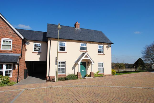 Thumbnail Link-detached house for sale in Moley Gardens, Wantage
